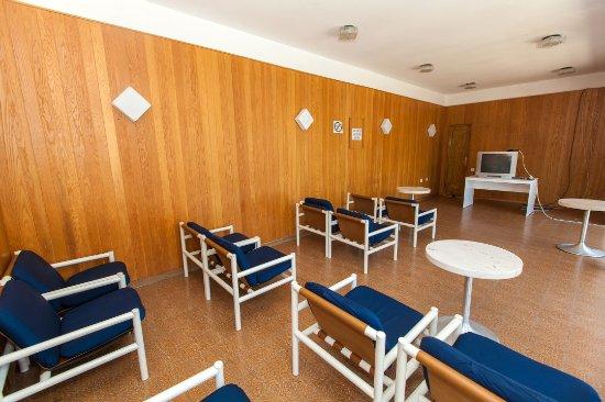 Dramalj, Croatia: TV room