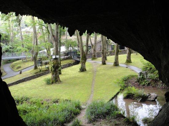 VVF Villages Sare : Visite de la grotte de Sare