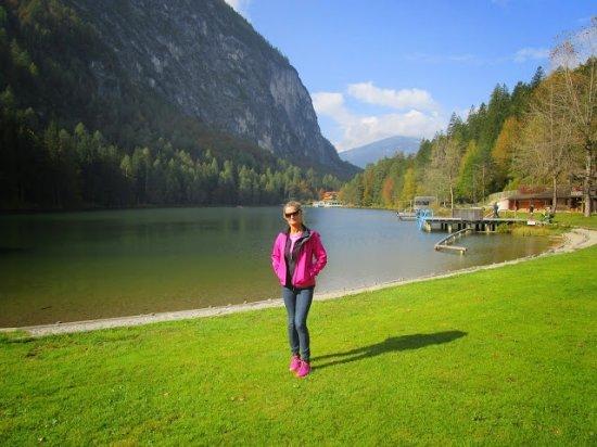 Lienz, Österreich: Tristachersee
