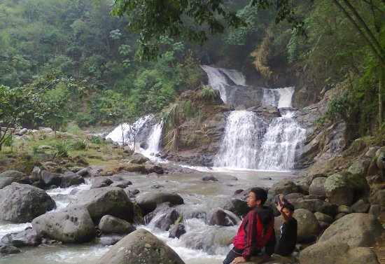 Tujuh Bidadari Waterfall