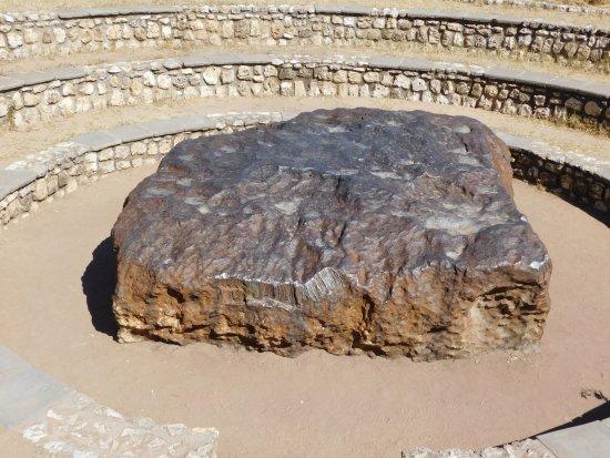 Hoba Meteorite Meteorit