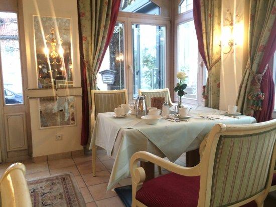 Hotel Peternhof: завтрак