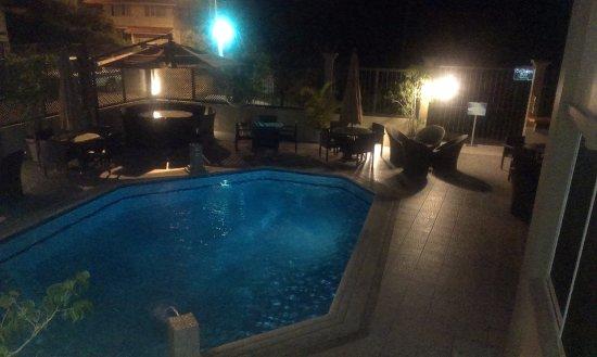 Trade Winds Hotel: Pool Area!!