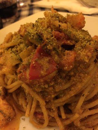Antica Trattoria del Monsu': Awesome pasta