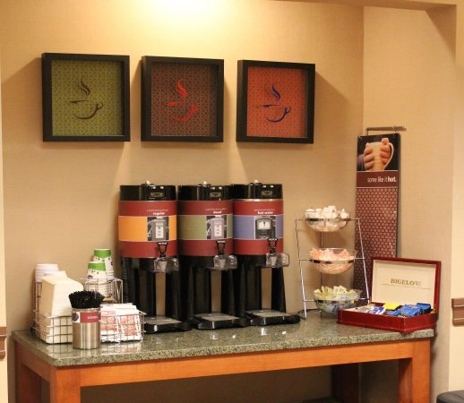 Farmingville, estado de Nueva York: Coffee Station