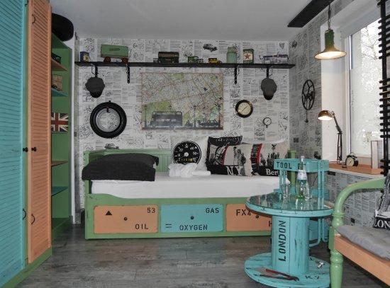 bernsteinzimmer - bild von oma's küche und quartier, ostseebad