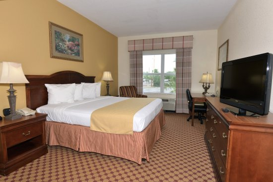 Country Inn & Suites by Carlson - Valdosta: King Std Room
