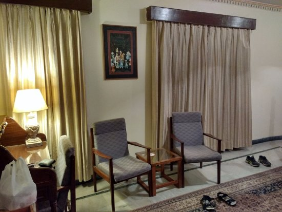 Hotel Meghniwas: Room inside view-2