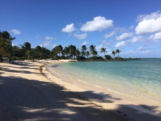 Four Seasons Resort Mauritius at Anahita: silent beach
