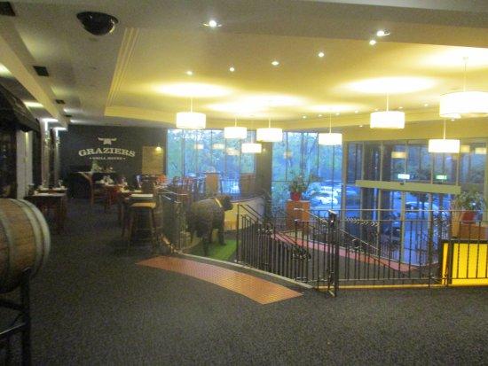 Rowville, Avustralya: The Steak House Entrance