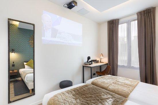 Best Western Hotel Ohm By Happyculture  Paris    Voir Les