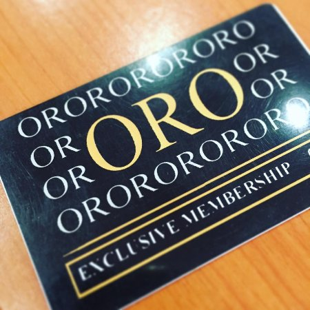 Oro Restaurant and Lounge: Members only call for details