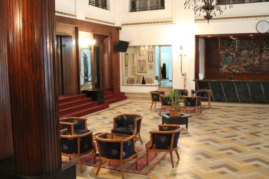 Safir Hotel Alger Photo
