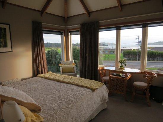 The Green House B&B : The Seascape Room