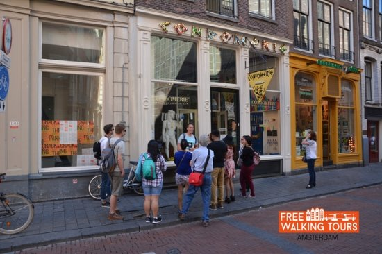 ‪Free Walking Tours Amsterdam‬
