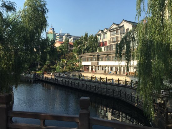 Jinan, Kina: Baishi Spring