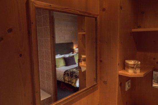 Hotel Chalet d'Antoine: Bedroom