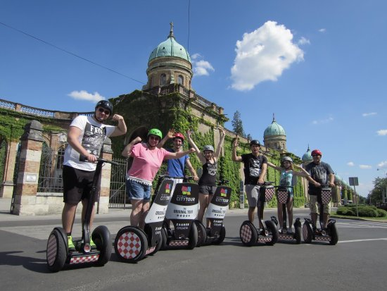 ‪Segway City Tour Zagreb‬