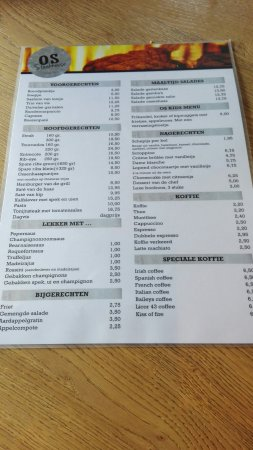 Heiloo, Nederländerna: Os Steakhouse