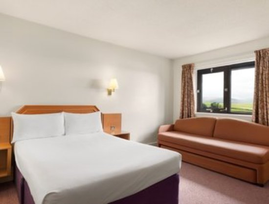 Days Inn Kendal Killington Lake : Family Room