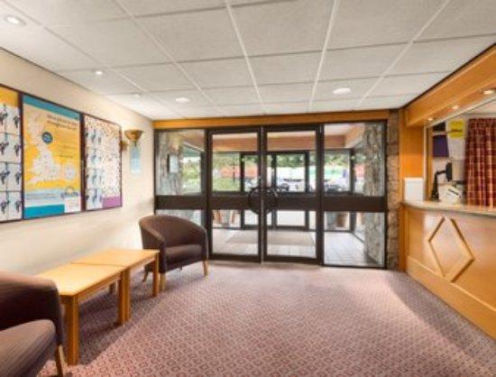 Days Inn Kendal Killington Lake: Reception