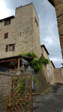 Paciano, Italie : Locanda Manfredi