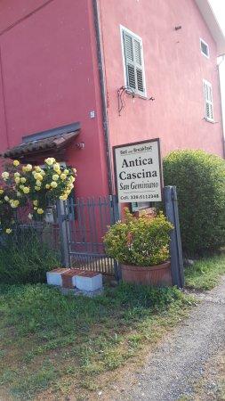 B&B Parma Antica Cascina San Geminiano: ingresso