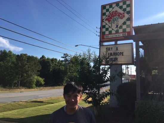 Great food in Auburn