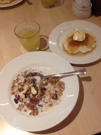 Stamford Plaza Adelaide Just The First Course Of Breakfast Followed By Much More Food
