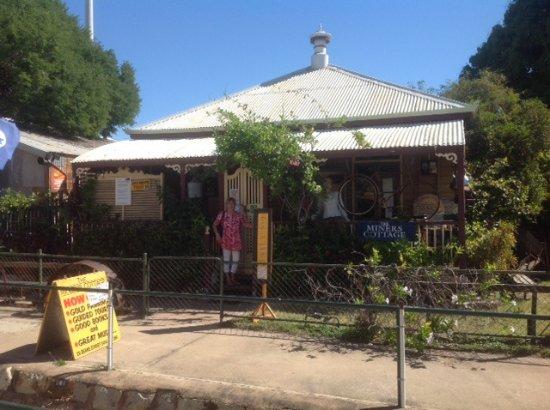The Miner's Cottage
