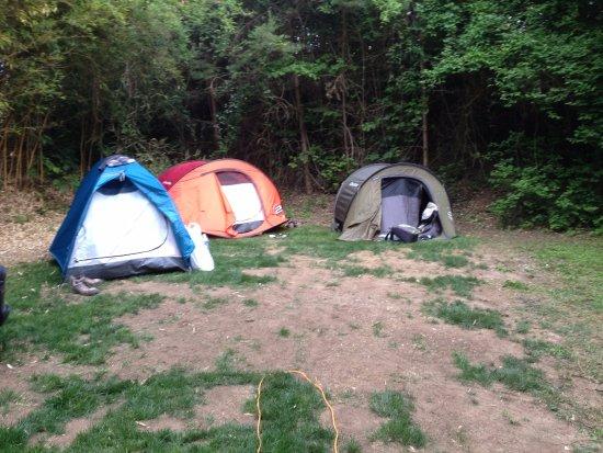 Camping la Beaume