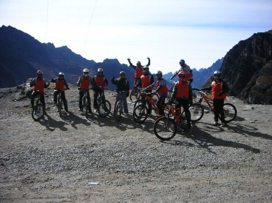 Coroico, Bolivia: Bike