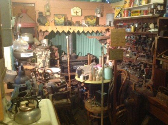 The Miner's Cottage: Inside the Cottage