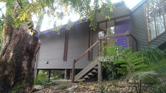 Aldgate, Austrália: Main entrance to 3 suites