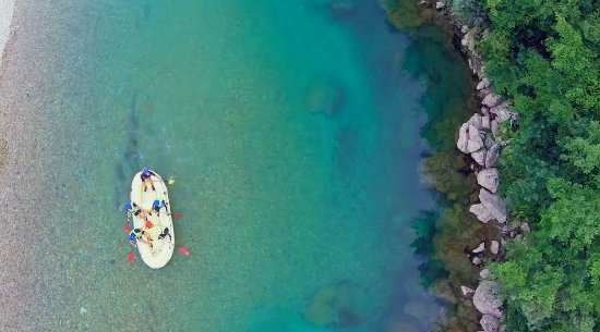 Green Visions: Rafting on the Neretva