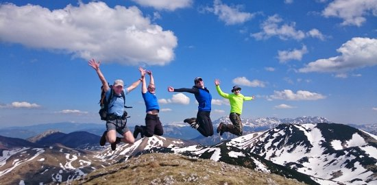 Green Visions: Our guides on Zelengora in Sutjeska National Park