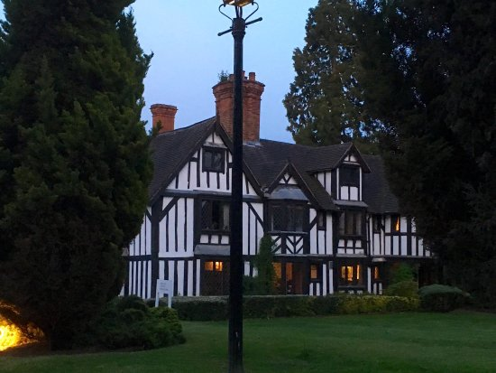 ‪‪Berkswell‬, UK: Nailcote Hall Hotel Restaurant‬