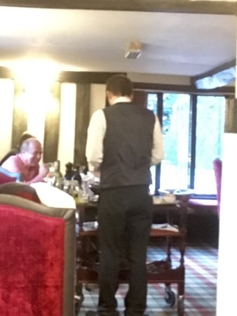 Berkswell, UK: Nailcote Hall Hotel Restaurant