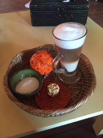 The French Touch : coffee in a basket?!