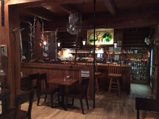 Quilcene, WA: The bar