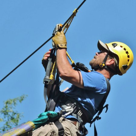 Common Ground Canopy Tours: Steve the Canopy Tours Manager, he can help with any questions!