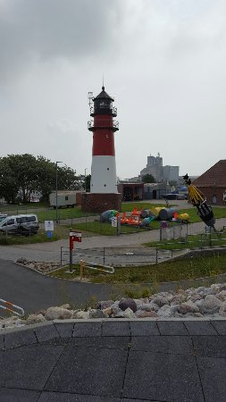 Lighthouse Busum