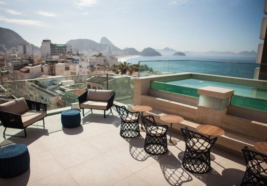 Ritz Copacabana Hotel