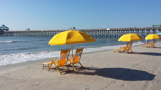 Folly Beach Chair Company: By The Folly Pier