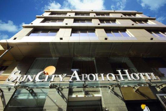 阿波羅酒店
