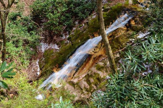 Erwin, TN: Lower Rock Creek Falls