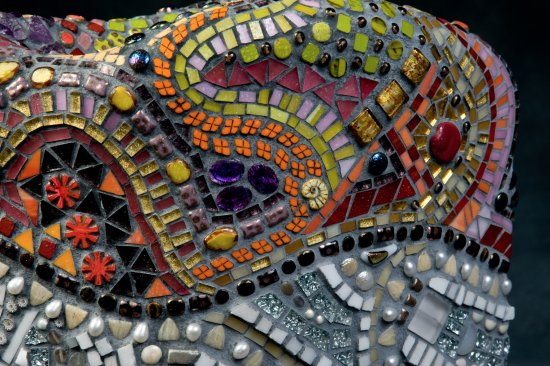 Bristol, RI: Valerie Bretl's mosaics are truely incredible!
