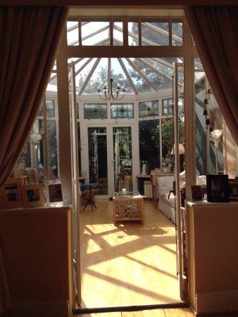 Tinode House: la veranda