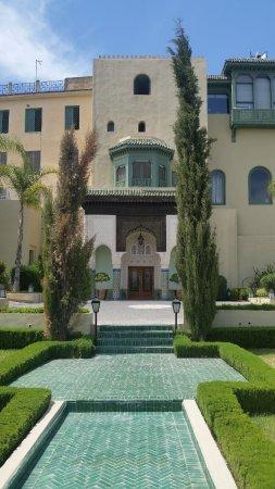 Palais Faraj Suites & Spa: l'ingresso promette benissimo...fidatevi !!!!