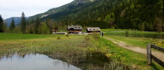 Kleinarl, Avusturya: Gasthof Jägersee